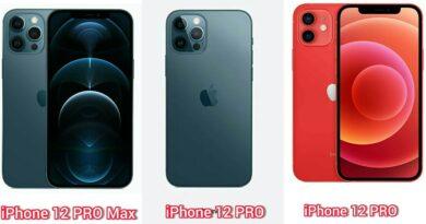 iPhone 12 vs iPhone 12 Pro vs iPhone 12 Pro Max Full Details