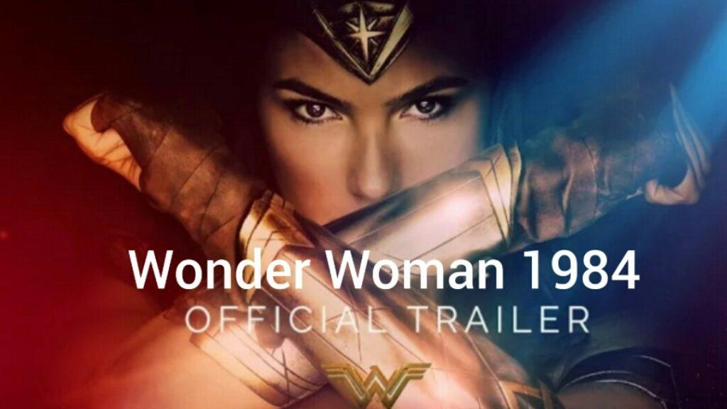 Wonder Woman 1984 full movie download leaked by Filmyzilla