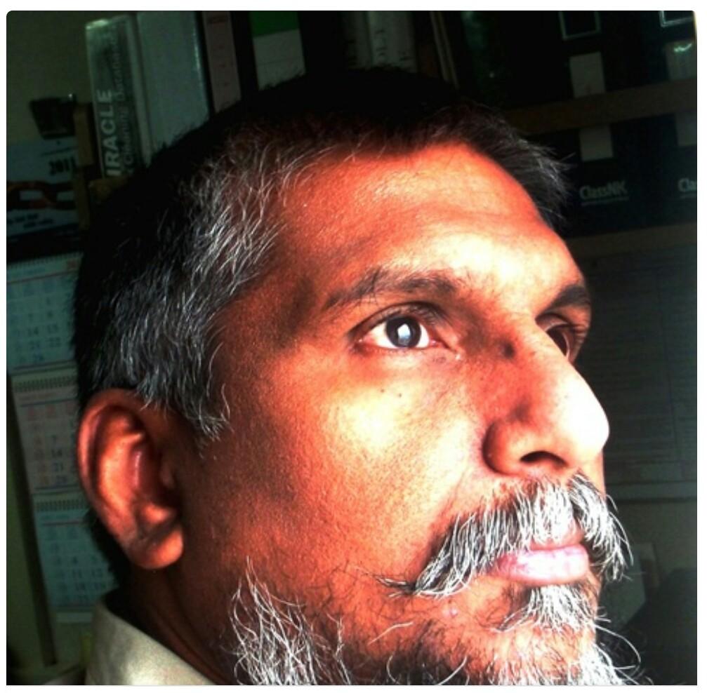 Capt Ajit Vadakayil Wiki, Age, Biography, Blog, Wife, Family & more
