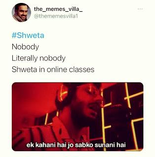 Who is She? Shweta Memes Girl Video, Images, Instagram