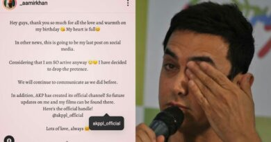 Aamir Khan deletes his Instagram, Twitter account?