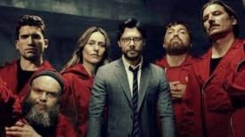 Money Heist Season 5 Leaked for download in Hindi dubbed on Filmyzilla, Filmymeet, Filmywap, Moviesverse in 480p & 720p