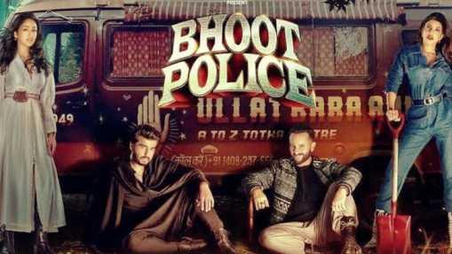 Bhoot Police Full Movie Leaked for Download on Tamilrockers, Filmy4wap, 123mkv, Telegram in 480p & 720p HD